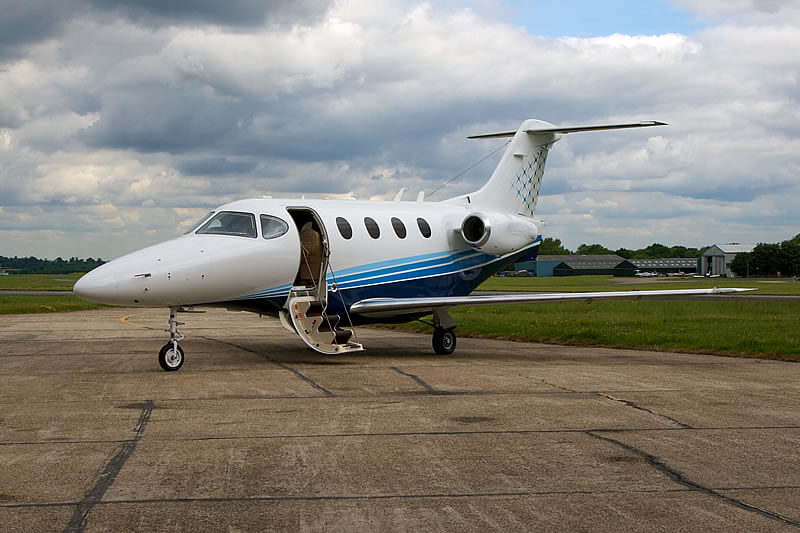 Premier 1 Private jet charter Farnborough
