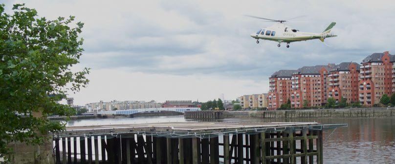 London Heliport