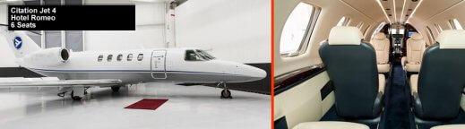Private jet charter Mykonos