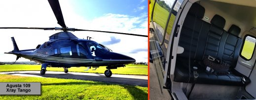 Helicopter charter christmas