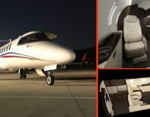 LearJet 75 charter Moscow