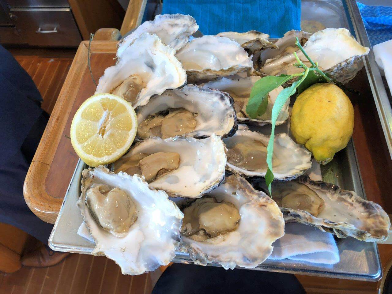 Fantastic fruits of the sea