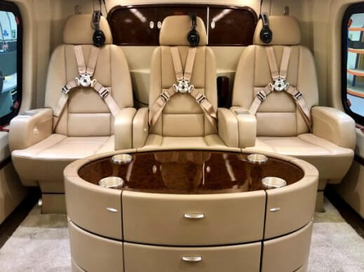 Super VIP 8 Seat Helicopter