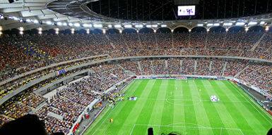 Estadio Nacional, Bucarest