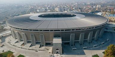 Arena Puskas, Budapest