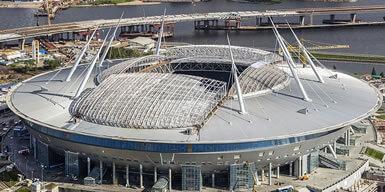 St Petersburg Stadium