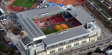 Telia Parken Stadium Copenhagen