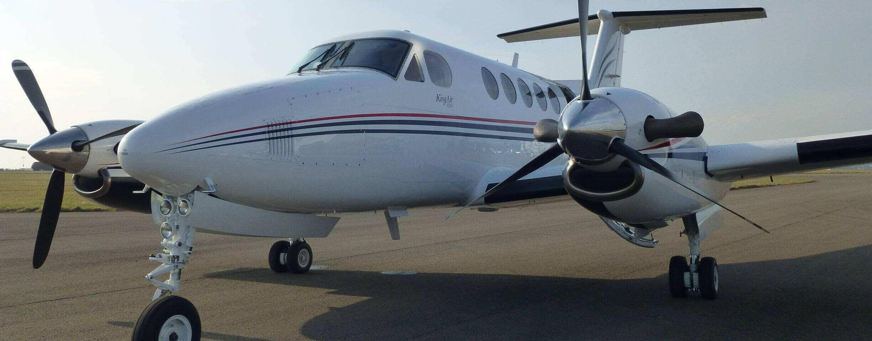 Alquiler de Aviones Air Taxi