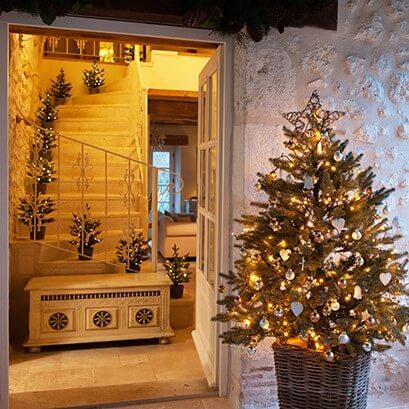 Chateau Lacanaud Christmas 2020