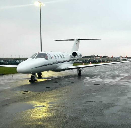 Alquiler jet privado París