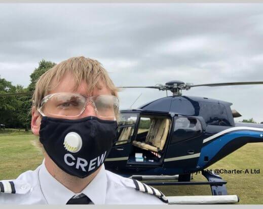 Covid safe pilots