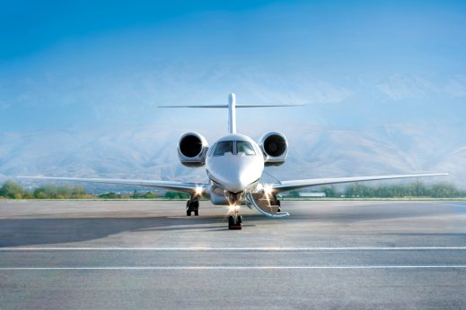 Private jet rates