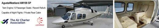 AgustaWestland AW109 SP