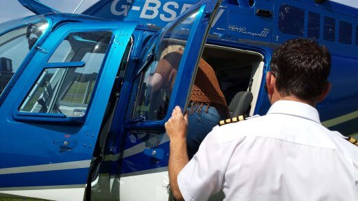 Charter Helicopter London