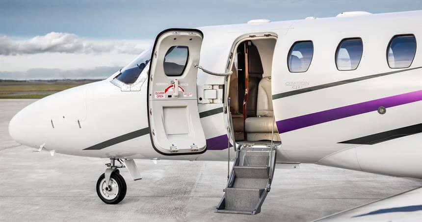 Jet Privado Citation 2