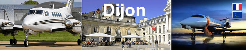 Charter Jet Dijon