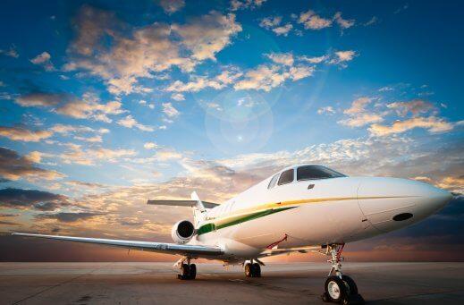 Greece private flights