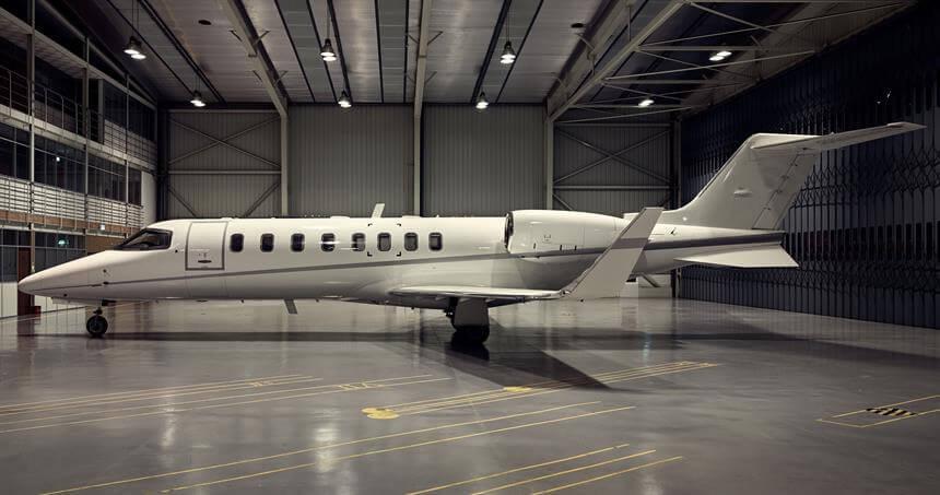 Lear Jet 45 XR jet privado