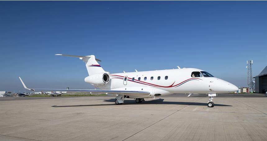 Jet privado Legacy 500