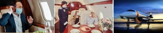 Private Jet COVID19