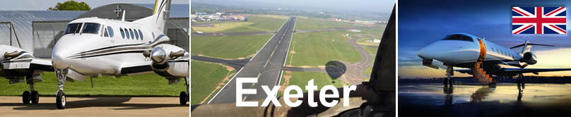Private Jet Exeter