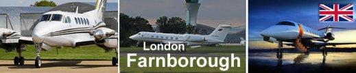 Private Jet Farnborough