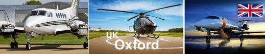 Private Jet Oxford