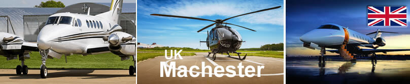Private Jet Manchester