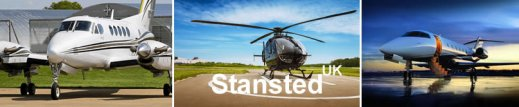 Private jet charter Stansted