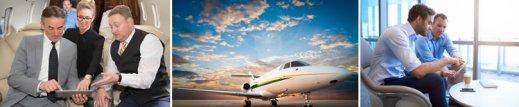 private flight Dusseldorf