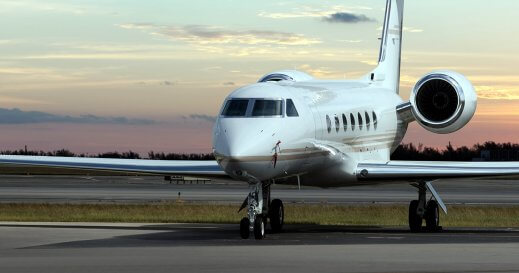 private jet Moscow