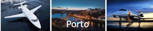 Private flight Porto