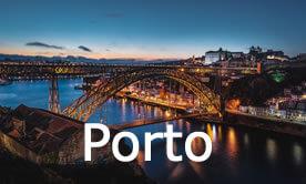 private flights porto