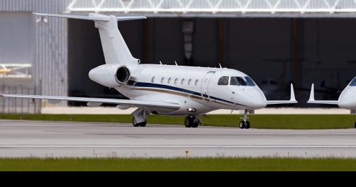 private jet Porto